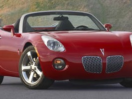 2008 Pontiac Solstice 