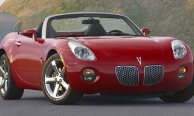 2008 Pontiac Solstice Photos