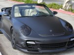 David Beckham's 2008 Porsche 911 Turbo