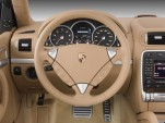 2008 Porsche Cayenne AWD 4-door Turbo Steering Wheel