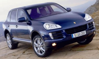 2008 Porsche Cayenne Photos
