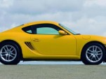 2008 Porsche Cayman 