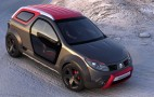 Renault reveals Sand' Up Concept at Sao Paolo Auto Show