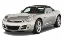 2008 Saturn Sky 2-door Convertible Angular Front Exterior View