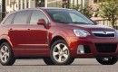 Saturn VUE 2-Mode Hybrids Drive The Road To Change