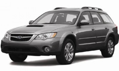 2008 Subaru Legacy Outback Photos