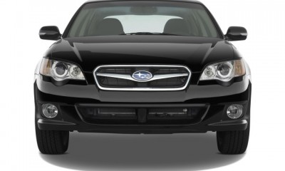 2008 Subaru Legacy Sedan Photos
