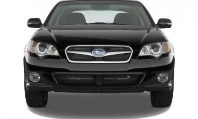 2008 Subaru Legacy Sedan Photos