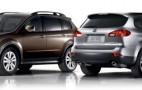 2008 Subaru Tribeca facelift