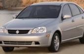 2008 Suzuki Forenza Photos