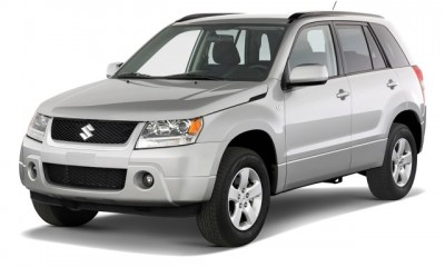 2008 Suzuki Grand Vitara Photos