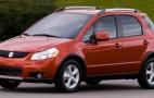 Suzuki Recalls 2007 - 2010 Suzuki SX4 For Loose Screws