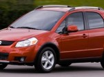 Suzuki Recalls 2007 - 2010 Suzuki SX4 For Loose Screws