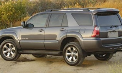 2008 Toyota 4Runner Photos