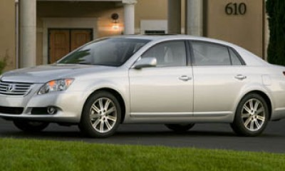 2008 Toyota Avalon Photos