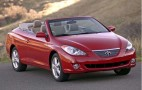 Toyota Won't Restart Production Of Camry Solara Convertible