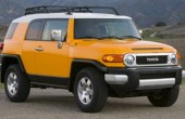 2008 Toyota FJ Cruiser Photos