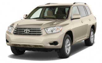 Recall Watch: 2008 Toyota Highlander