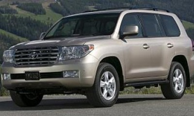 2008 Toyota Land Cruiser Photos