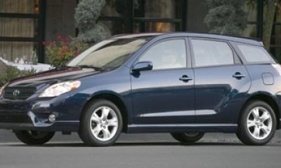 2008 Toyota Matrix Photos