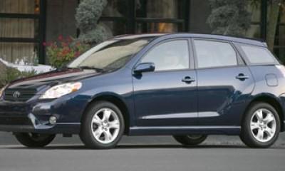 2008 Toyota Matrix Photos