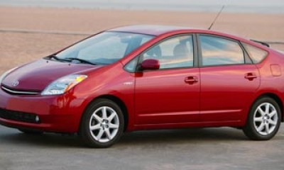 2008 Toyota Prius Photos