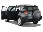2008 Toyota RAV4 FWD 4-door 4-cyl 4-Spd AT Sport (Natl) Open Doors