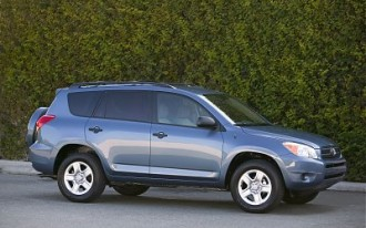 Toyota Recalling Some RAV4, Highlander Models For Airbag Issue