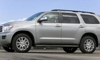2008 Toyota Sequoia Photos
