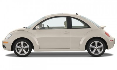 2008 Volkswagen New Beetle Coupe Photos