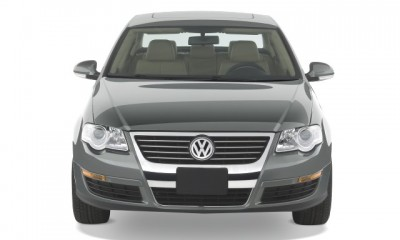 2008 Volkswagen Passat Sedan Photos