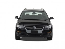 2008 Volkswagen Passat Wagon 4-door Auto VR6 4Motion Front Exterior View