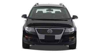 2008 Volkswagen Passat Wagon 4-door Auto VR6 4Motion Front Exterior View