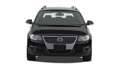 2008 Volkswagen Passat Wagon Photos