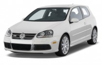 2008 Volkswagen R32 2-door HB *Ltd Avail* Angular Front Exterior View