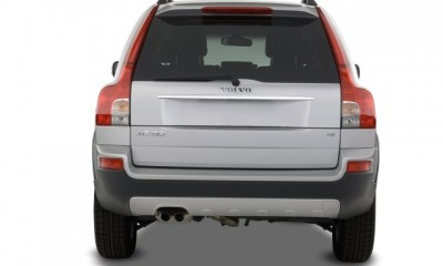 2008 Volvo XC90 Photos