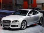 2008 Audi A5, Geneva Auto Show