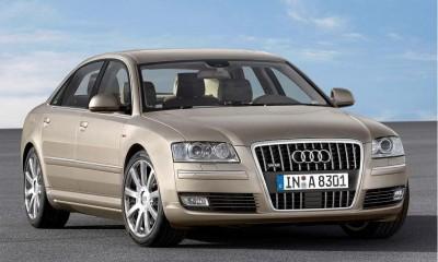 2008 Audi A8 Photos