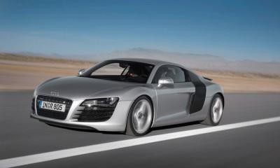 2008 Audi R8 Photos
