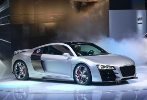 2008 Audi R8 TDI Concept