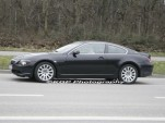 2008 BMW 6-Series Spy Shots