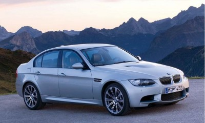 2009 BMW M3 Photos