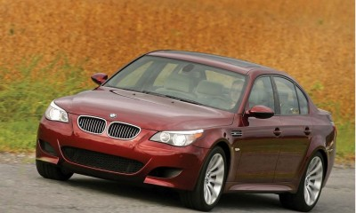 2008 BMW M5 Photos