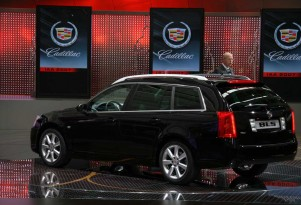 Cadillac Shows First Wagon, the BLS