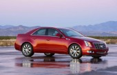 2008 Cadillac CTS Photos