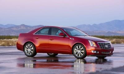 2008 Cadillac CTS Photos