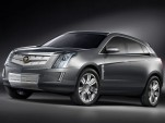 2008 Cadillac Provoq Concept