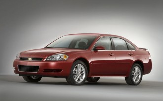 Chevy Impala Owners File Class Action Lawsuit Against GM