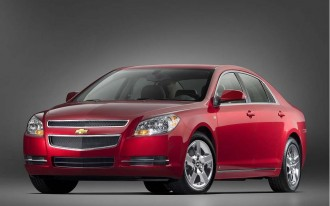 GM Recalls 426,240 Chevrolet, Pontiac, Saturn Sedans For Transmission Problems