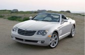 2008 Chrysler Crossfire Photos